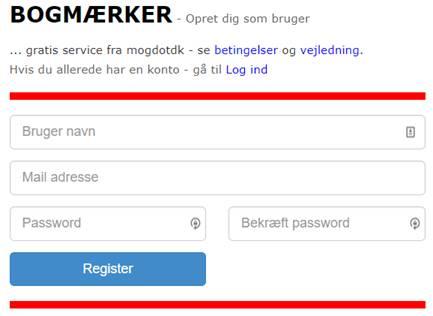 google konto glemt brugernavn